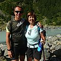 Tour du Parc National des Ecrins . Cathy et Denis 2020