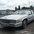<b>CADILLAC</b> Sedan DeVille 4.1 V8 avec Continental Kit 1990