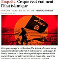 Daesh selon the atlantic