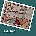 Mon défi 2012 sal country de maryse mai