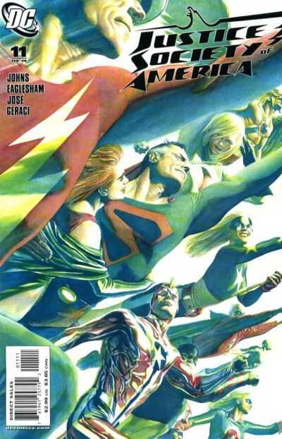 justice society of america 11