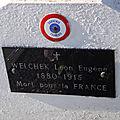 WELCHECK Léon (Valençay) + 16/07/1915 La Boisselle (80)
