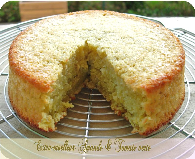 Cake Pomme Gingembre