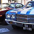 Béthune Rétro 2019 Reboot - une belle paire de <b>muscle</b>-<b>cars</b>.. la Chevelle ou la Mopar?