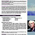 <b>Atelier</b> Pratique théâtrales - samedi 11/2/12 et dimanche 18 mars