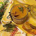Mousse de foies au cognac