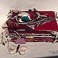Mobile ShanafriK' - Vue d'ensemble sur tour de lit (SHANOUK)