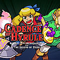 Test de <b>Cadence</b> Of Hyrule - Crypt Of The NecroDance Feat The Legend Of Zelda - Jeu Video Giga France
