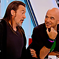 Florent pagny invite @obispopascal comme co-coach pour les battles de the voice !