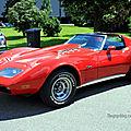 Chevrolet corvette custom de 1973 (RegioMotoClassica 2010) 01