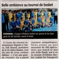 Tournoi International Alain Massif