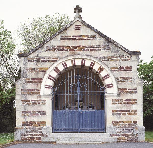 Chartres de Bretagne, Chapelle Notre Dame des Potiers