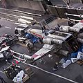 X-Wing Starfighter has landed on <b>Hollywood</b> <b>Boulevard</b>