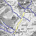 Commune: colmars les alpes : le verdon (hv-3-3)