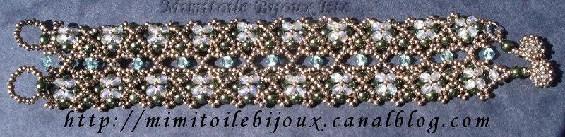 bracelet paolo bottoni vert2