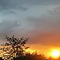 TRELON - Un ciel très menaçant !
