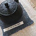 Un thé in my home