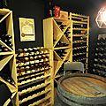 La cave a vins de monsieur...