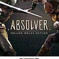 <b>Absolver</b>, retrouvez ce jeu d'aventure sur Fuze Forge