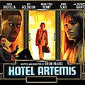 Excellent séjour à l'Hôtel Artemis, réservez vite !