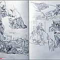 Mes p'tits dessins, le blog d'Alain.