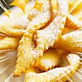Qui dit carnaval dit oreillettes ou bugnes, beignets!