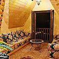 <b>Salon</b> <b>marocain</b> avec une décoration traditionnelle et moderne 2017