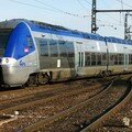 AGC B 81 500 'Rhône-Alpes' arrivant à Lyon Perrache