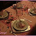 Table de princesse