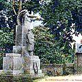 AVESNES-Le Monument aux Morts3