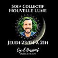 <b>Soin</b> <b>énergétique</b> Nouvelle Lune