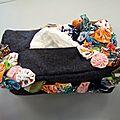 Housse boîte à mouchoirs par Sana