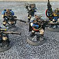 Scouts space marines ultramarines