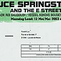 2003-05-12 Bruce Springsteen & The E Street Band
