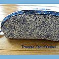 Trousse Zen 16 -Ysabel