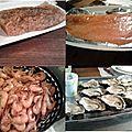 Saumon en gravlaax