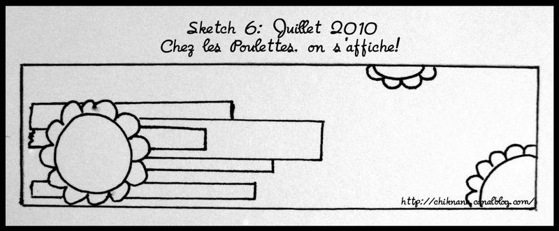 Sketch Juillet 2010
