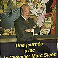 A l honneur avec marc sleen dans le magazine tradition 's ( n) 245)