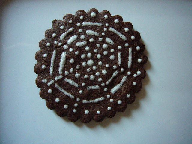 biscuits chocolat