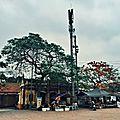 Circuit au vietnam : villages historiques à proximité de hanoi