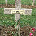 Soldat Lucien CHATELAIN