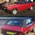 FIAT - Ritmo Cabriolet Bertone - 1983