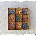 ARTicle <b>cARTe</b> boite à casier : leçon d'entomologie pour origamistes