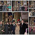 Lancement des 1000 ANS de l'Eglise de Saint Germain des Prés
