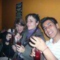 Repas asiatique + de bar en bar... (11-10-2007)