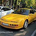 Alpine A610 turbo (Rencard Haguenau avril 2011) 01