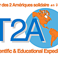 Tour des deux Amériques solidaire en voilier - AG le 6 octobre 2018 - Save the date - T2A's <b>general</b> ordinary assembly on Oct.6th
