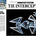 TIE INTERCEPTOR 1/72 FineMolds