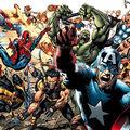 Trois séries Marvel