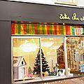 La boutique et notre travail